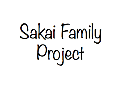 Screen - Sakai Family